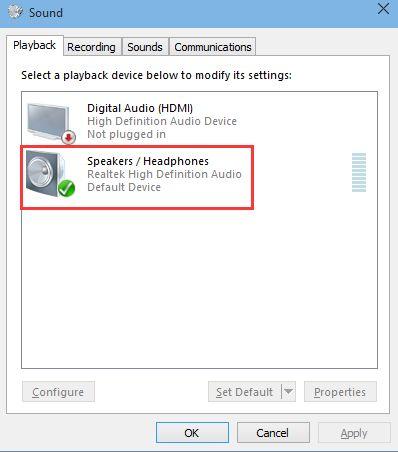 Почему на компьютере не работают наушники с микрофоном